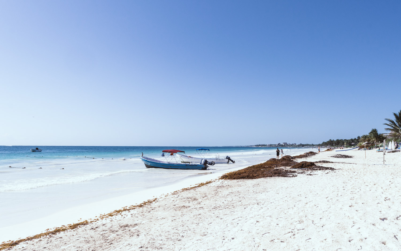 plage de Tulum