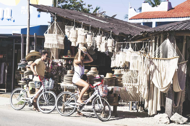 faire du shopping à Tulum