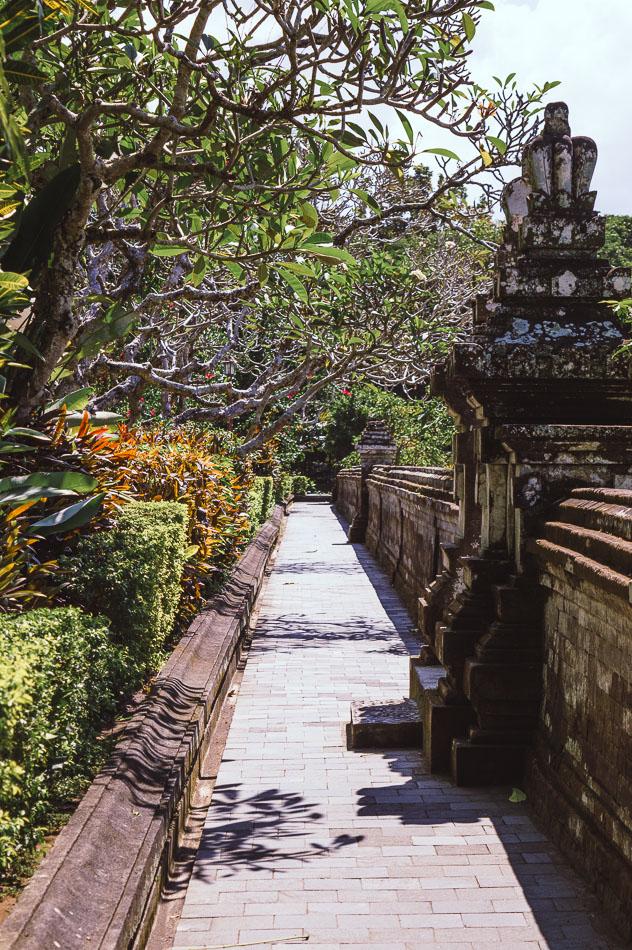 jardins taman ayun à Bali