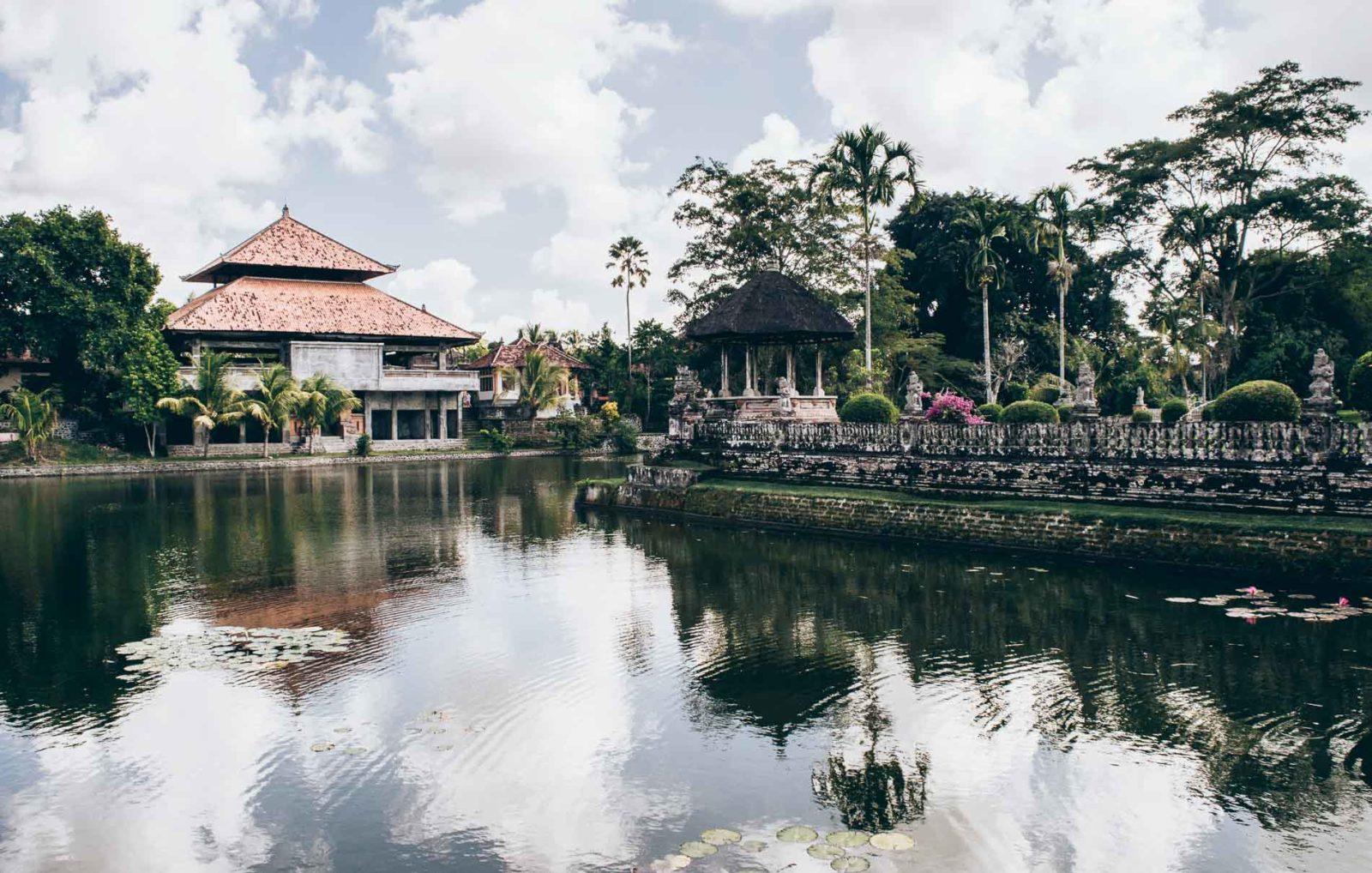 temple taman ayun à Mengwi