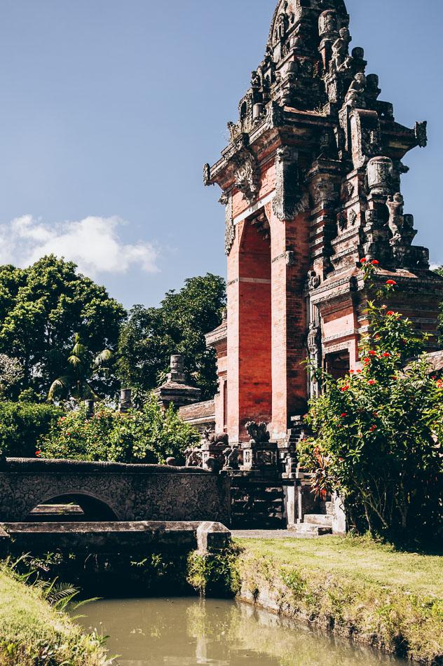 temple balinais
