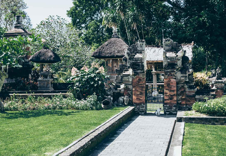 visiter le temple Taman Ayun à Bali