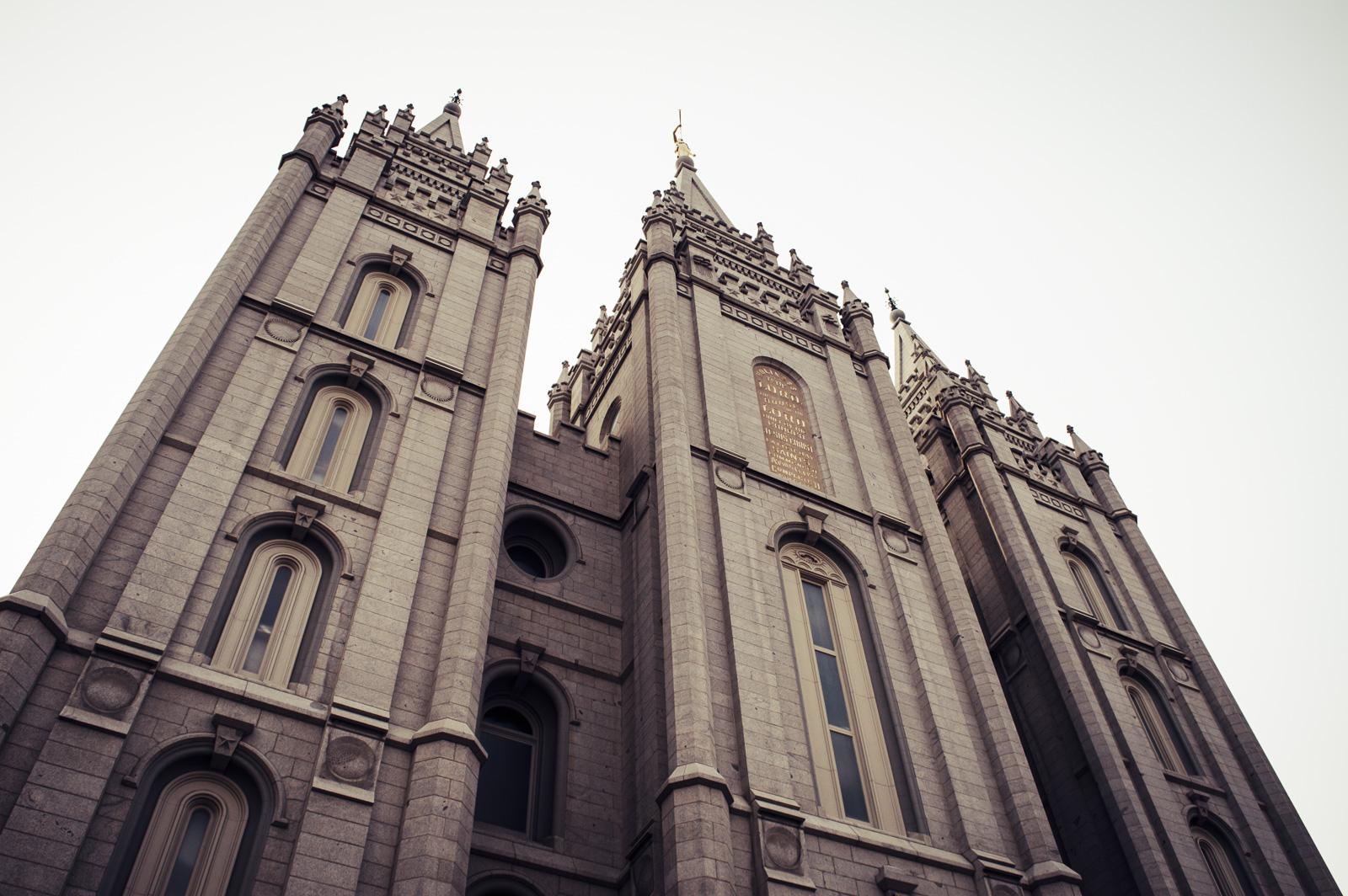 temple mormon à temple square