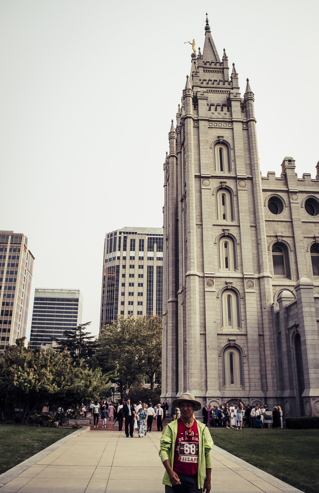 temple des mormons